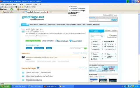 rechtsklick!! - (Internet, Mozilla-Firefox, Mozilla)