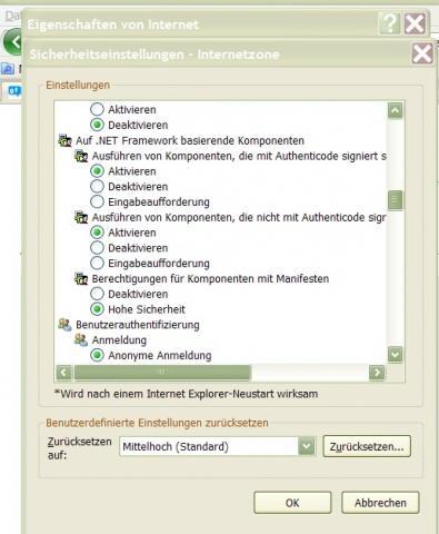 Zertifikatfehler HILFEE! (Fehler, Zertifikat)