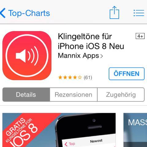 Iphone Klingelton App
