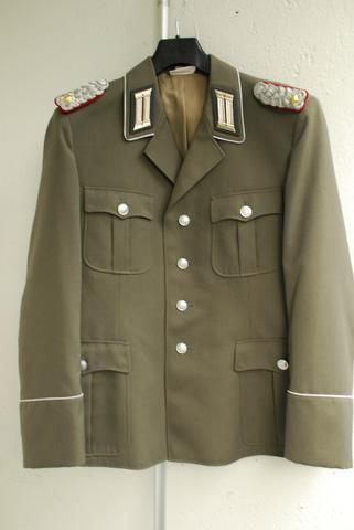 Dienstjacke Major MfS - (Schule, Recht, Uniform)