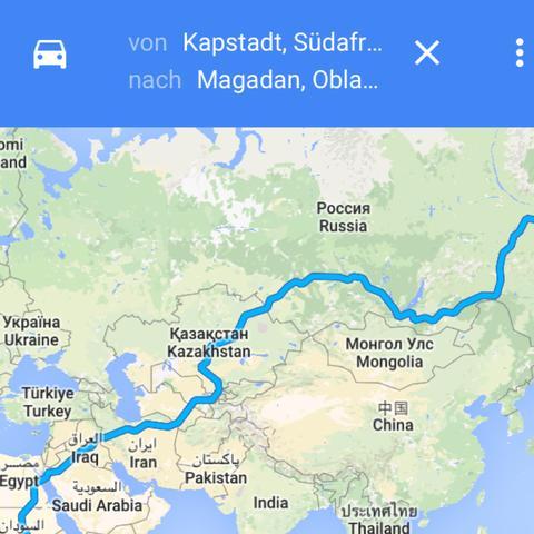 Foto 2 - (Reise, Google Maps)
