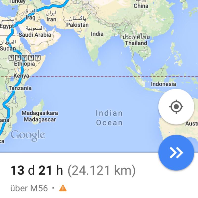 googlemaps weiteste distanz mit dem auto reise google maps. Black Bedroom Furniture Sets. Home Design Ideas