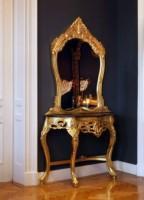 Meine Barock Konsole -stolz freu :-) - (Online-Shop, Möbel, Barock)