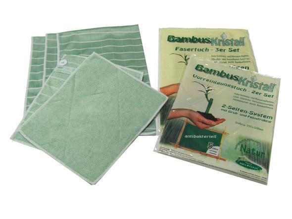 Bambus-Kristall - (Fenster, Gewinnspiel, reinigen)