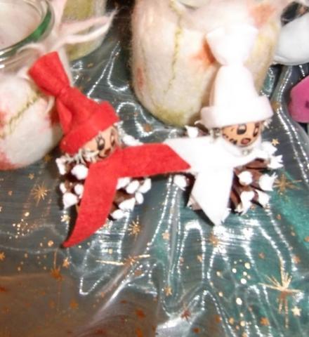 Zapfenwichtel - (Geschenk, Geburtstag, Weihnachten)