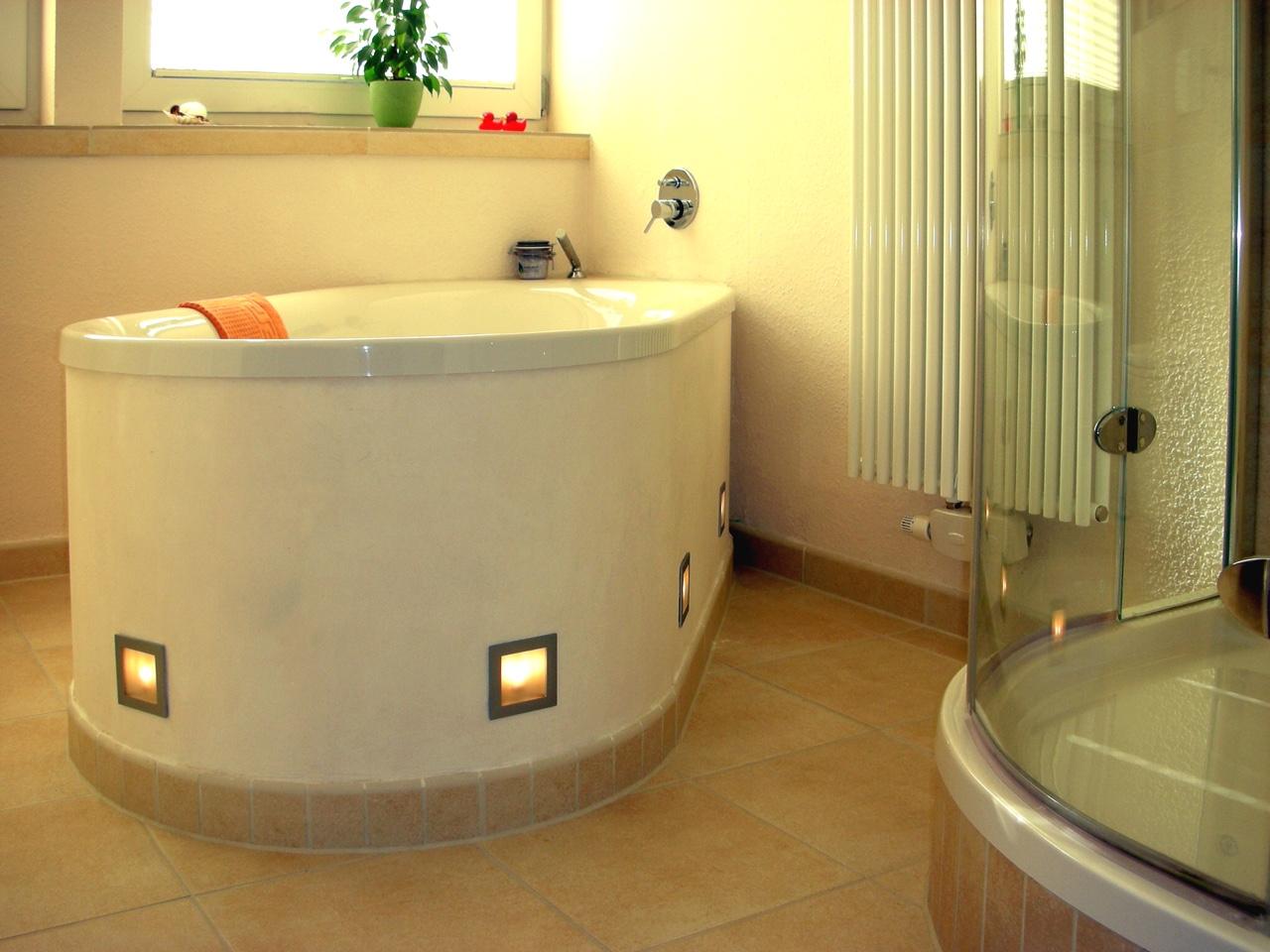 kleines badezimmer welche wanne (wohnen)