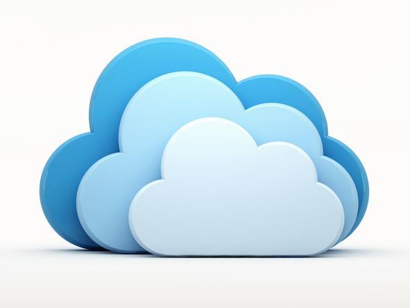 Wolke - (Bildbearbeitung, Gimp, ausschneiden)