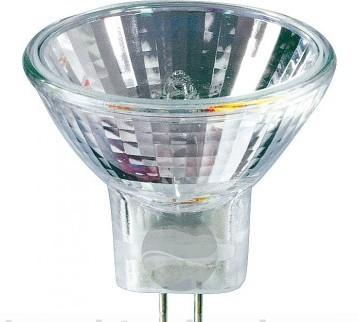12V-Halogen-Reflektorlampe_GU4 - (Elektrik, Beleuchtung, Halogenlampe)