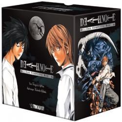 Death Note Schuber - (Manga, Death Note)