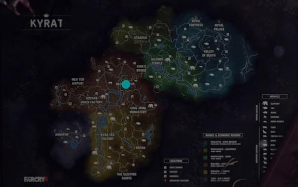 Far Cry 4 Hilfe Wo Liegt Die Arena