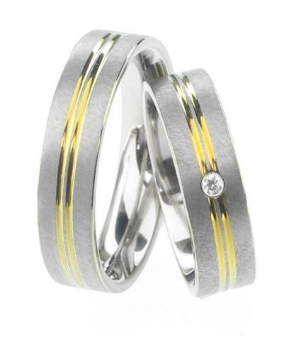 Gold Bicolor - (Schmuck, Gold, Silber)