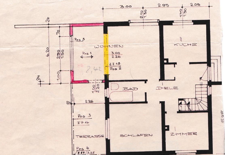 Ist eine wand aus bimsstein automatisch keine tragende wand architektur hausbau statik - Tragende wand dicke ...