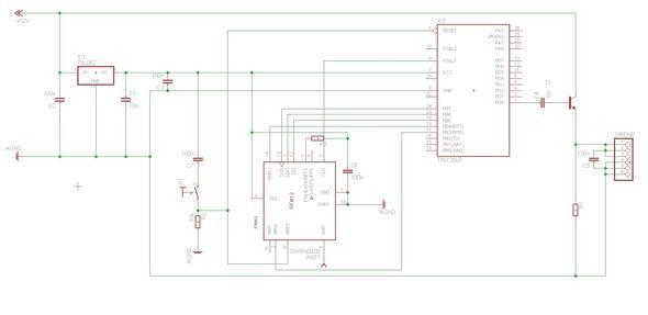 Transistor als Schalter für 5 V - 12V (Spannung, mikrocontroller, 5V)