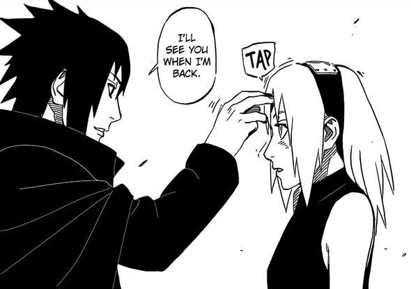 Naruto Kakashi Dies Manga Naruto (Anime, s...