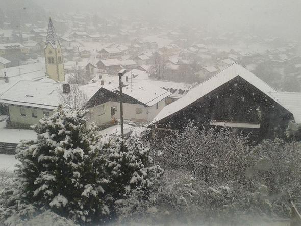 schön - (Reise, Schnee)
