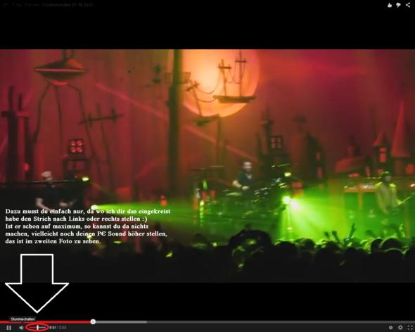 Bild 1 bei Youtube !!! - (Youtube, Ton)