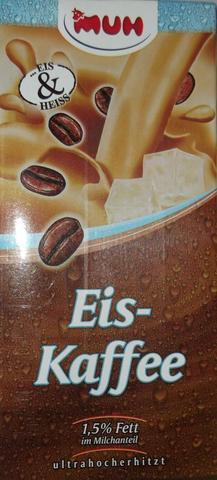 Eiskaffee (Tetra Pak) von MUH in Tengelmann - (trinken, einkaufen, Kaffee)