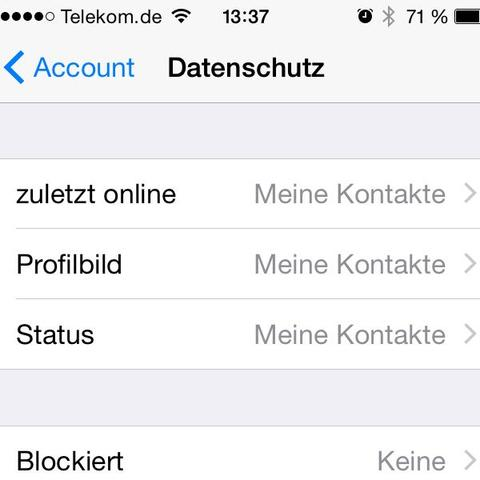 Whatsapp Profilbild Sehen Trotz Blockierung Whatsapp Was