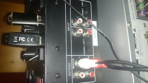 mischpult anschlüsse - (Musik, Technik, Elektronik)