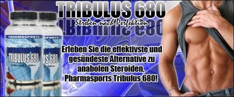 - (Muskelaufbau, Tribulus)