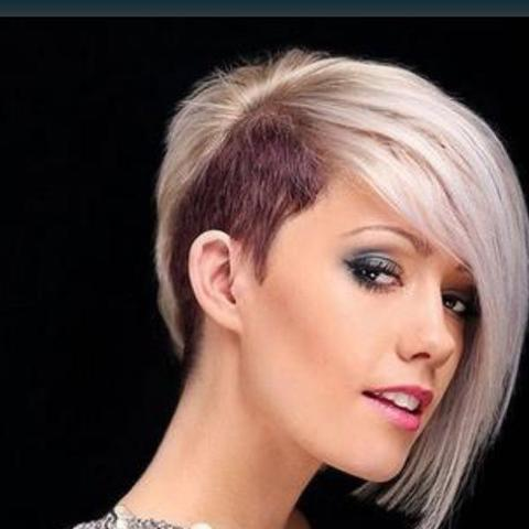 Haarschnitt undercut frauen