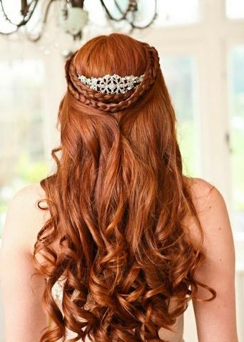 Rotblonde Haare - (rot, blond, Haare färben)