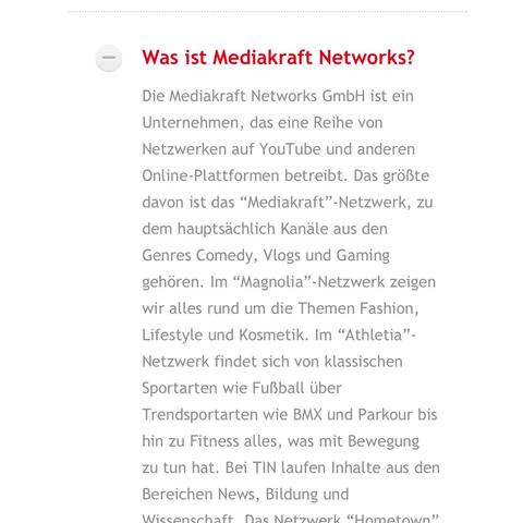 Was ist Mediakraft? - (Youtube, unge, Mediakraft)