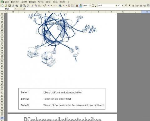 Bilduntertitel eingeben... - (Computer, Excel, Word)