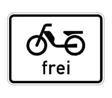 Mofa frei - (Roller, Mofa, fahren)
