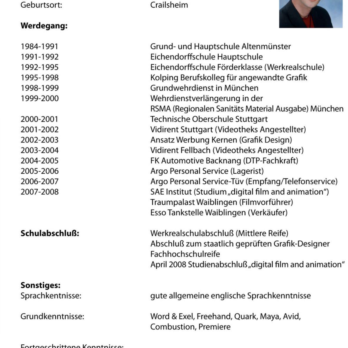 Nett Beispiel Lebenslauf Professionellen Kundenservice Ideen - Entry ...
