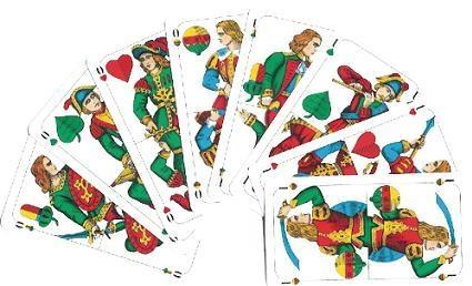 Gut Blatt... ;-) - (Spiele, Geschenk, Karten)