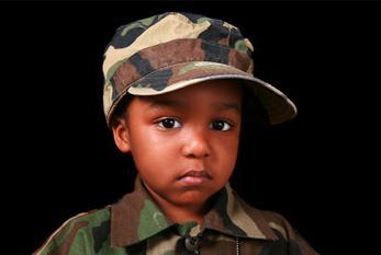Kindersoldat - (Kinder, Krieg, Kinderrechte)