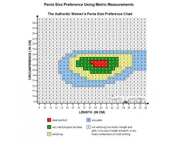 Wie wichtig ist die Penisgröße wirklich? (Sex, Penis)