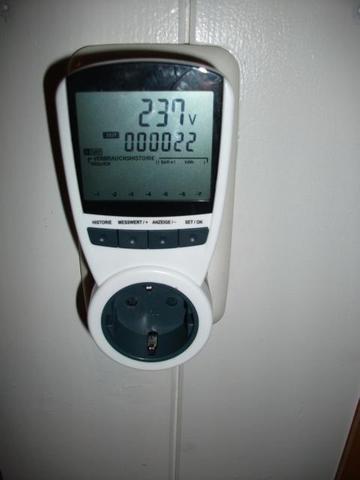 Stromverbauch von 7500 Kwh im Jahr für 2 Personen ...