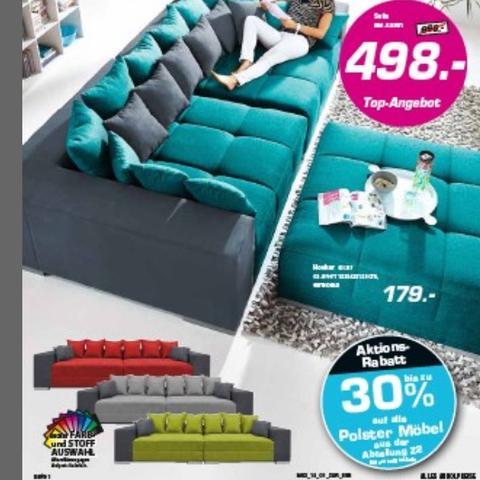 Preisverhandlung NACH Sofakauf. (Recht, kaufen, Möbel)