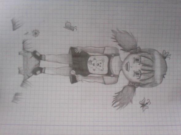 Bild 3 - (Anime, Körper, Manga)