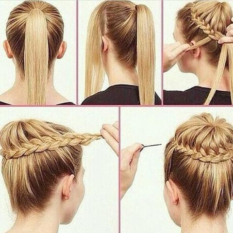 Brauche Frisuren Für Sehr Sehr Langes Haar Nur Welche Haare Frisur