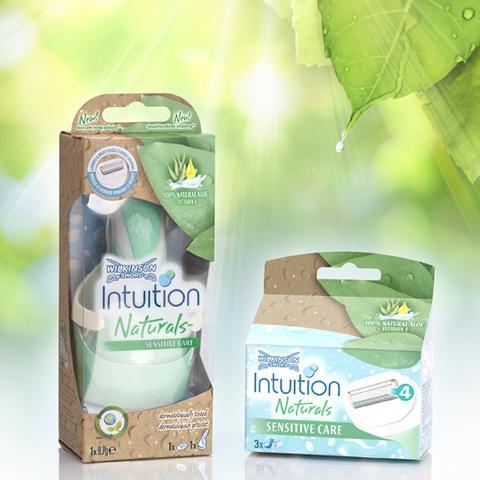 Intuition Rasierer - (Familie, gillette)