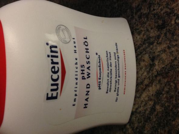 Und mit dem Öl die Hände waschen  - (Hand, Ausschlag)