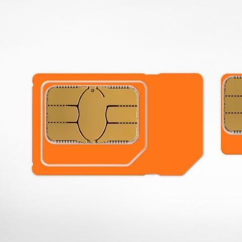Beispiel-SIM-Karte - (Speicher, Nokia, Daten)