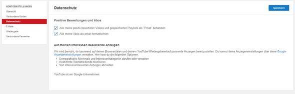 Youtube privat - (Internet, Google, Privat)