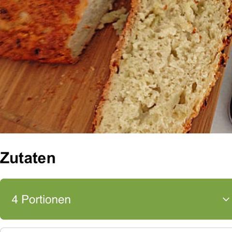 Brot Rezept  - (Rom, Brot)