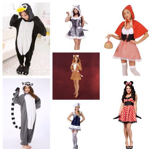 Ich finde die Kostüme cool und die kann jeder anziehen. - (Ideen, Kostüm, Karneval)
