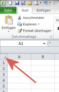 Bild 1 - (Microsoft, Excel)