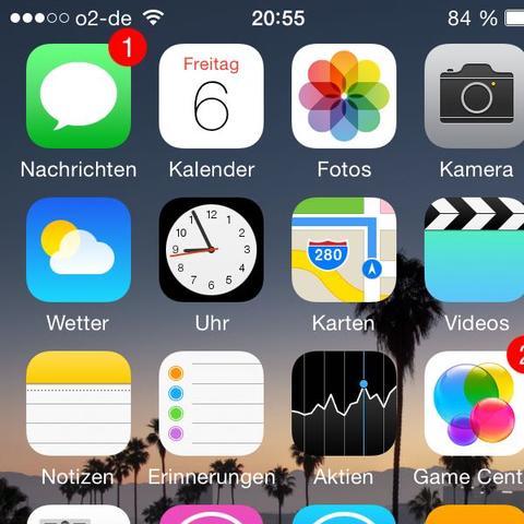 Kalender und Erinnerungen  - (iPhone, Erinnerung)