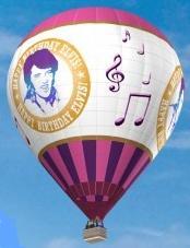Wer spendet was für den Elvis-Ballon? - (Elvis, RocknRoll, Presley)