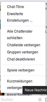 FB-Chat - (Facebook, Chat, Kontakt)