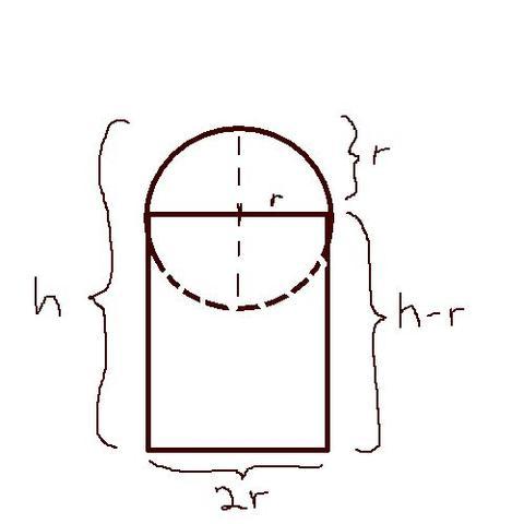 Volumen Schaumkuss - (Mathe, Körper)