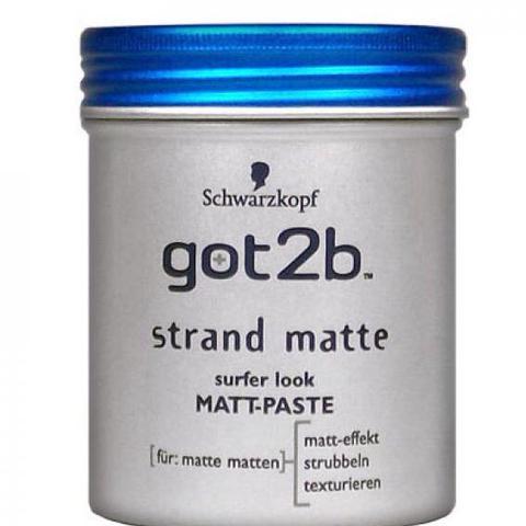 Got2be strand matte - (Youtube, Haare, Pflege)