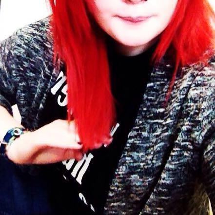 Und noch eins :3 - (Haare, Haare färben, Rote Haare)